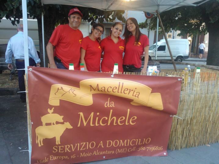 Lo staff di Michele