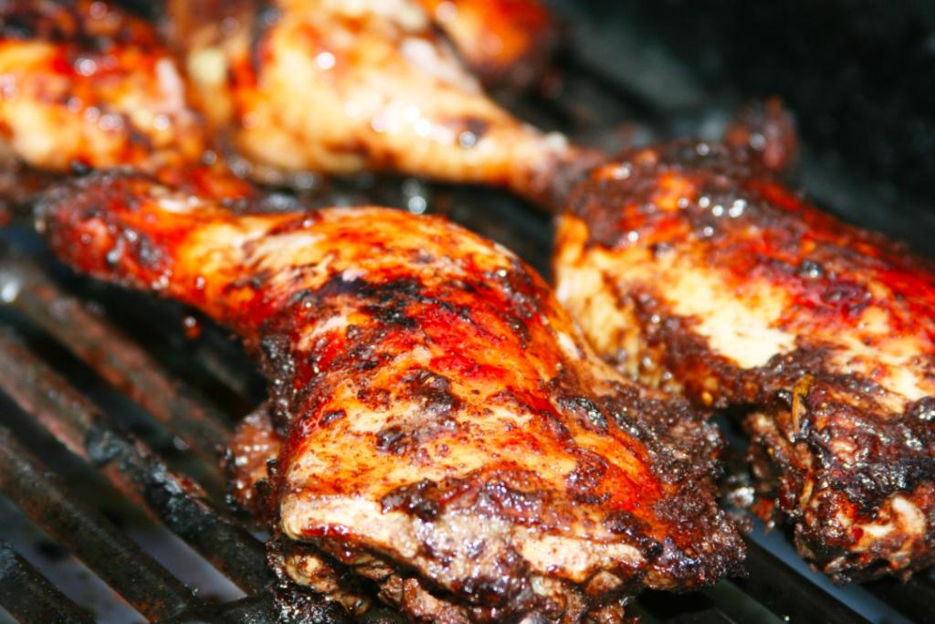 barbecue nel mondo: pollo alla giamaicana