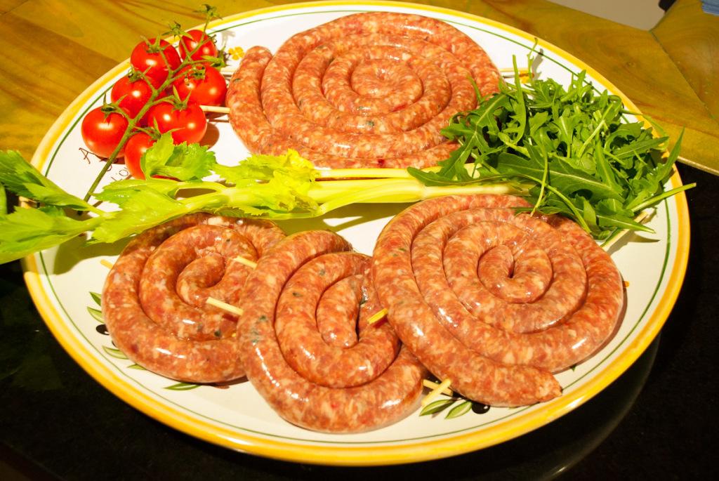 Salsicce - zampina pugliese