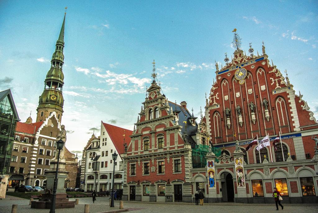 Riga - viaggio in Lettonia
