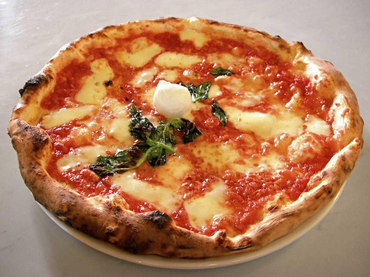 PIZZA ALL'ESTERO: LA PIZZA NAPOLETANA