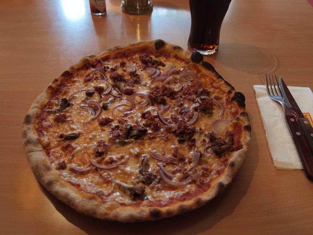 PIZZA ALL'ESTERO FINLANDIA