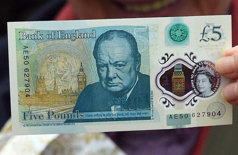 5 sterline