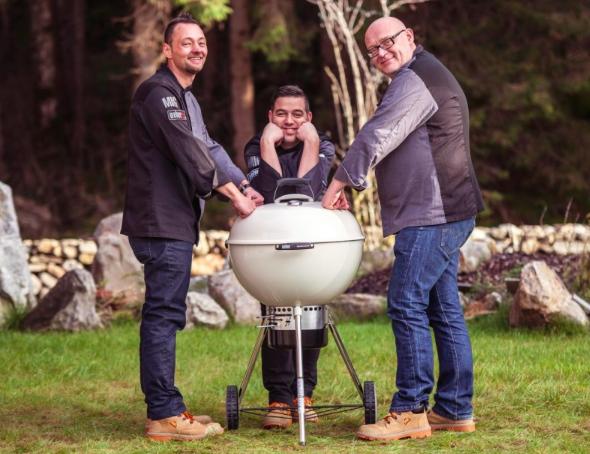 West barbecue estremo - da six Michele, Myrko e Haymo