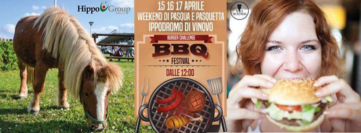 BBQ FESTIVAL - Locandina dell'evento