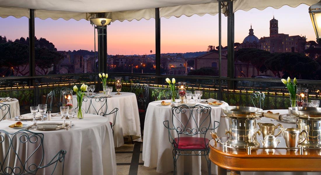 Aprire un ristorante a roma mission impossible - Ristorante con tavoli all aperto roma ...