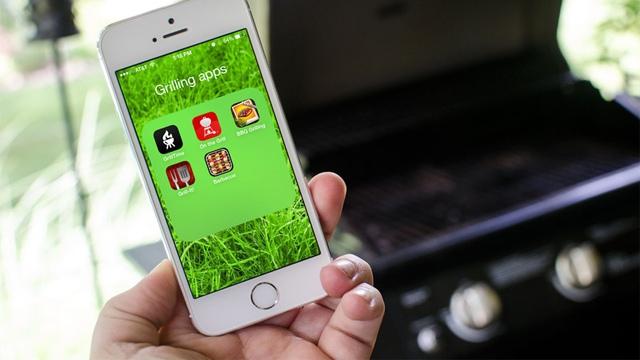 APP SUL BARBECUE: tutto in uno smartphone