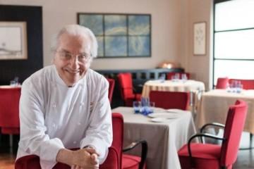 L'ultima intervista a Gualtiero Marchesi