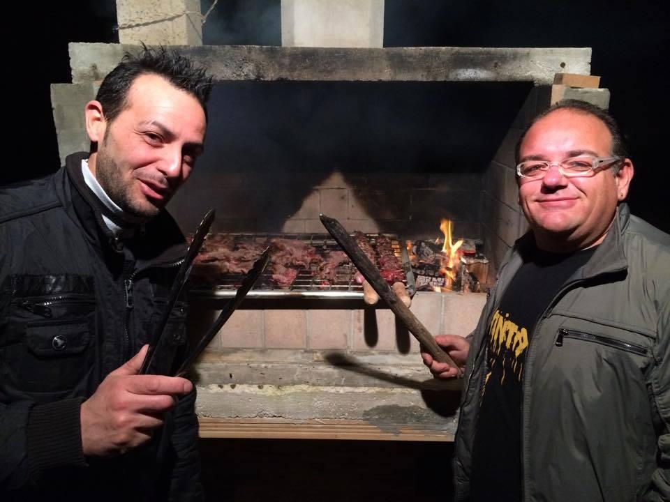 Paolo Furia Iudici e Patrizio Tagliente da Martina Franca (Taranto)