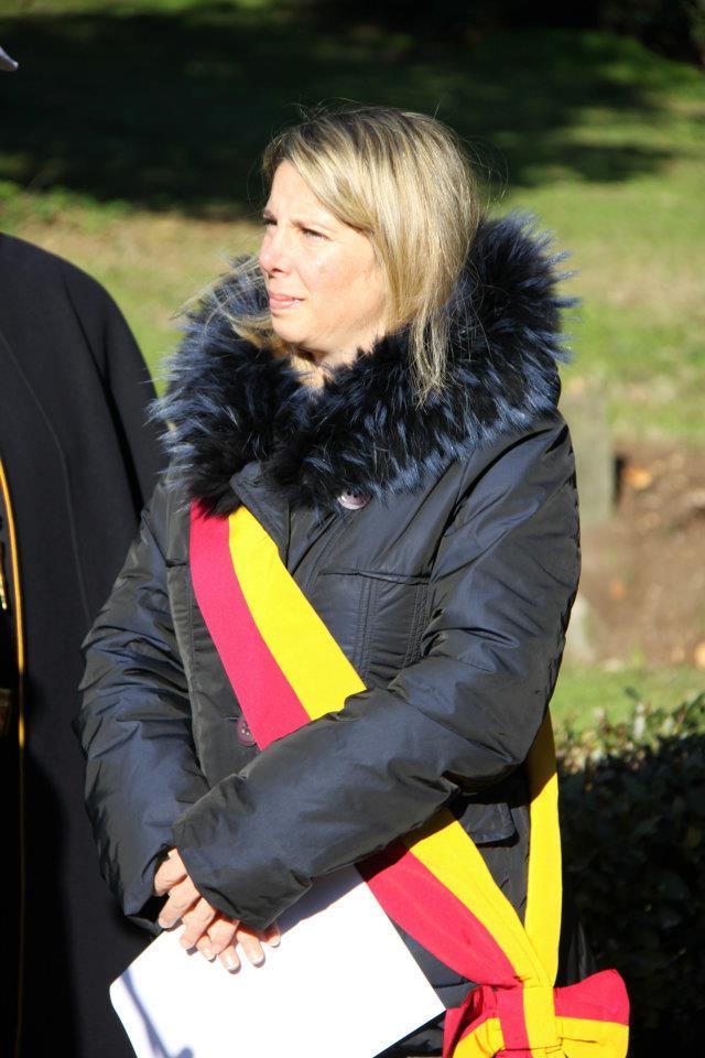 Daniela versione sindaco