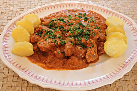 goulash austriaco
