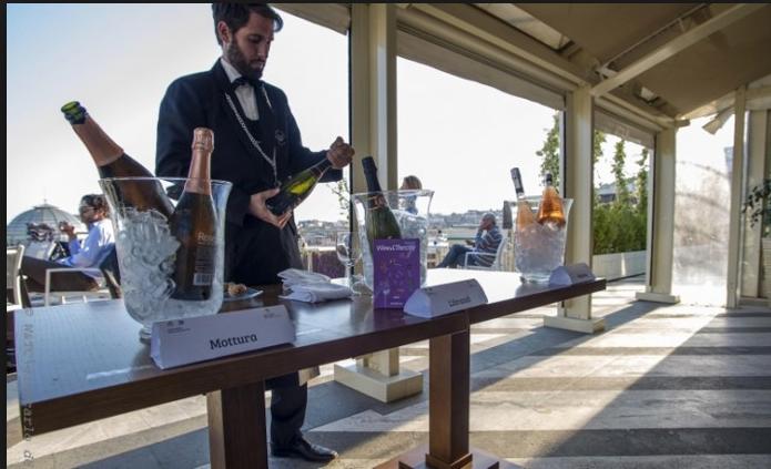 Wine and the City 2015-Aperitivo in terrazza