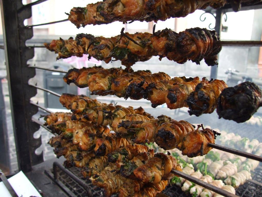 I torcinelli foggiani sono un vanto e una tradizione della cucina pugliese