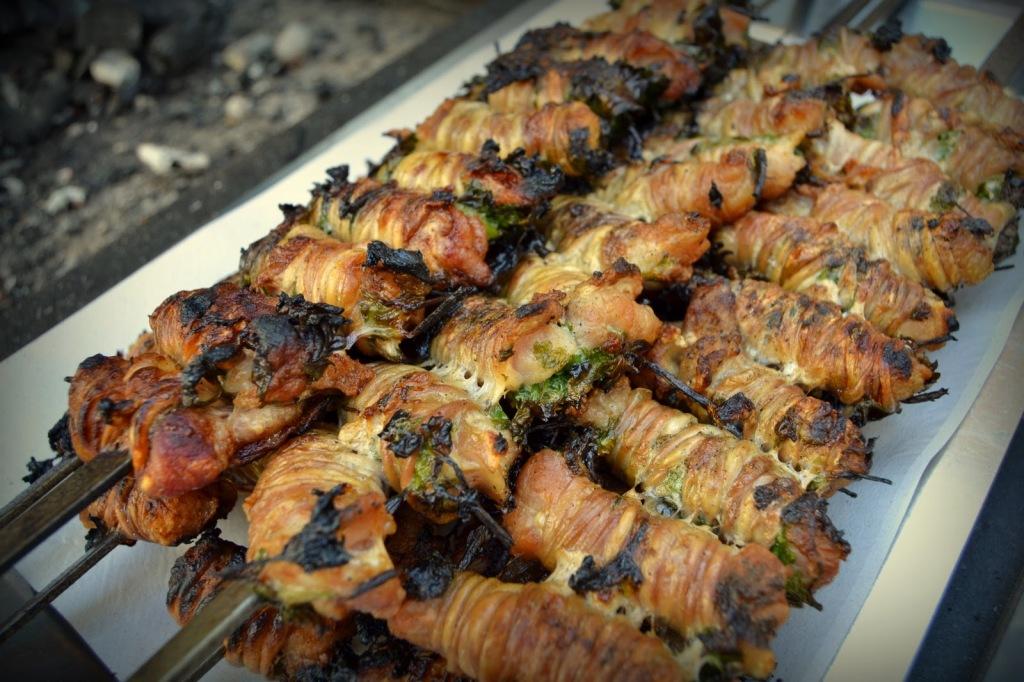 Il barbecue italiano - Torcinelli