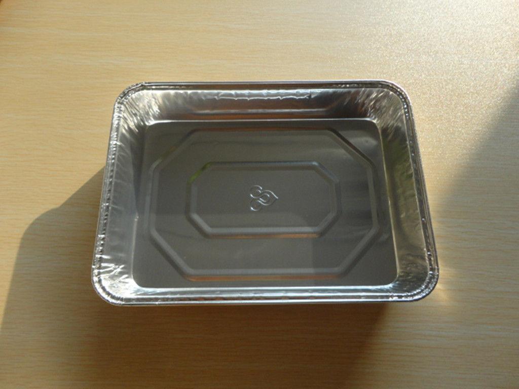 contenitore di alluminio: riempitelo di birra e adagiatelo sulla griglia
