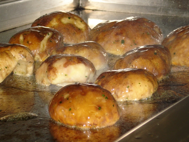 Funghi da fare alla griglia: porcini