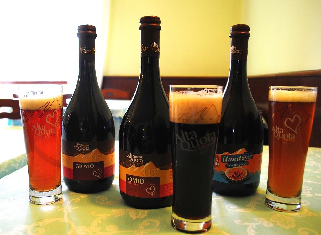Birra Artigianale - Birra AltaQuota