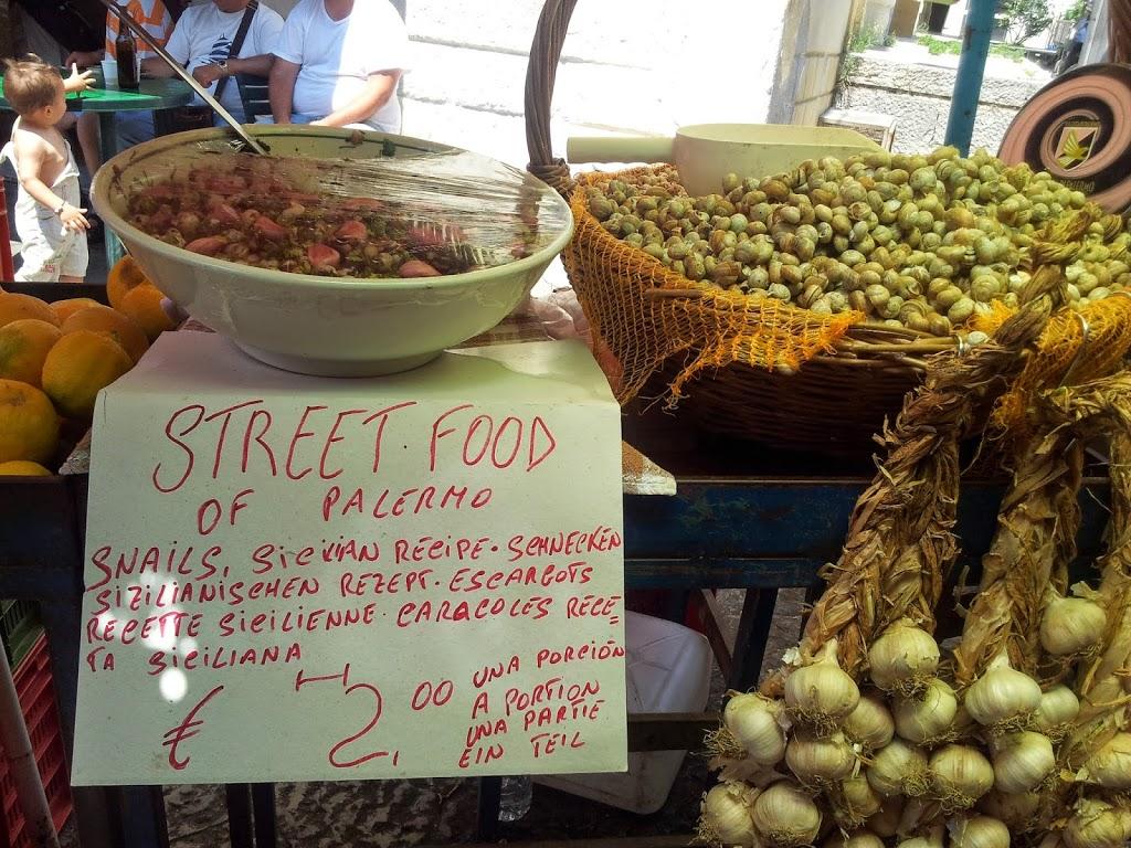 La Caldume - Street food Palermo