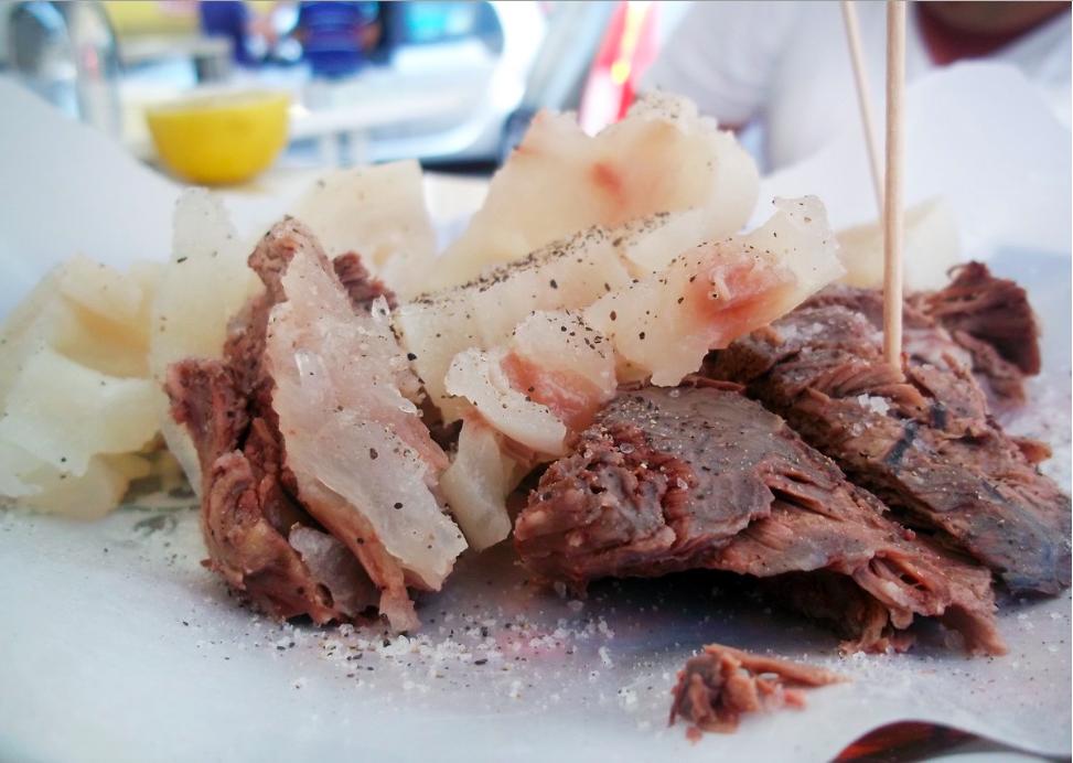 La quarume - Street food Palermo
