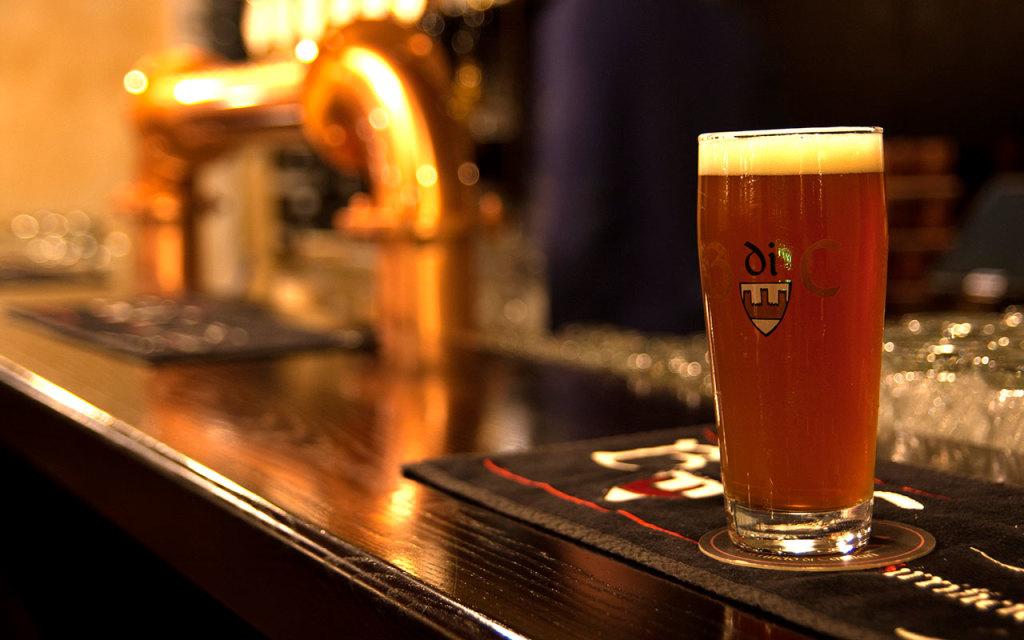 Birra di Cagliari - alla spina
