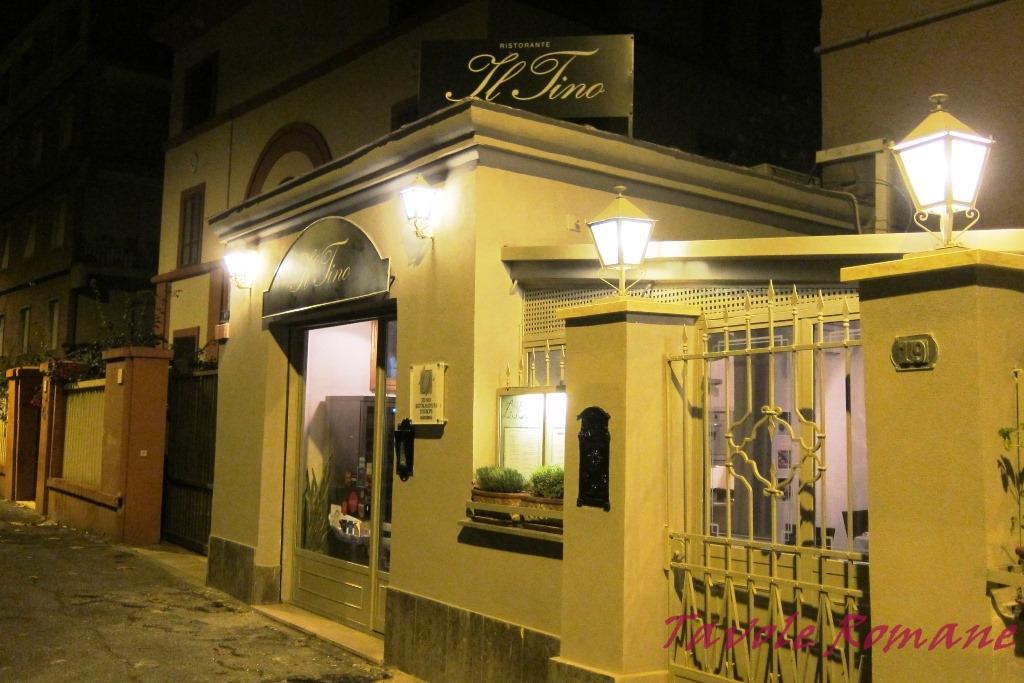 Daniele Usai - ristorante Il Tino