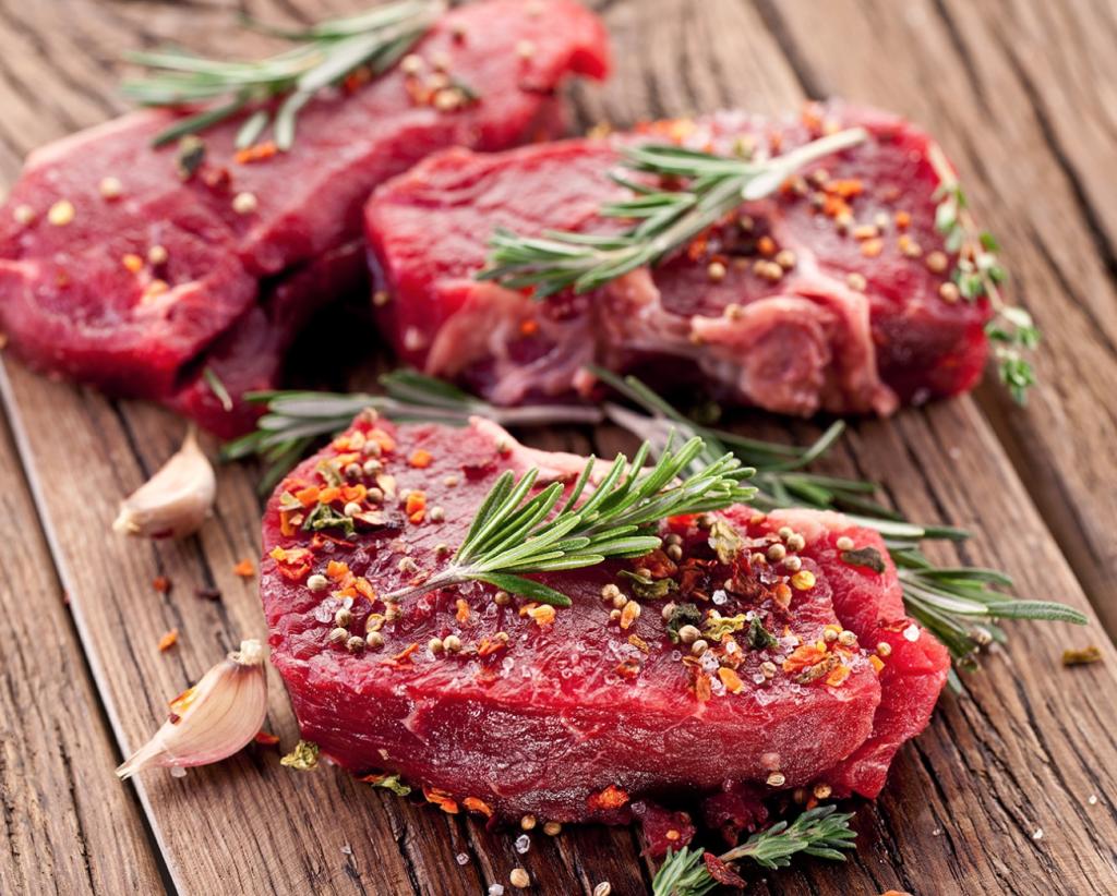 Carne di canguro alla griglia - filetto