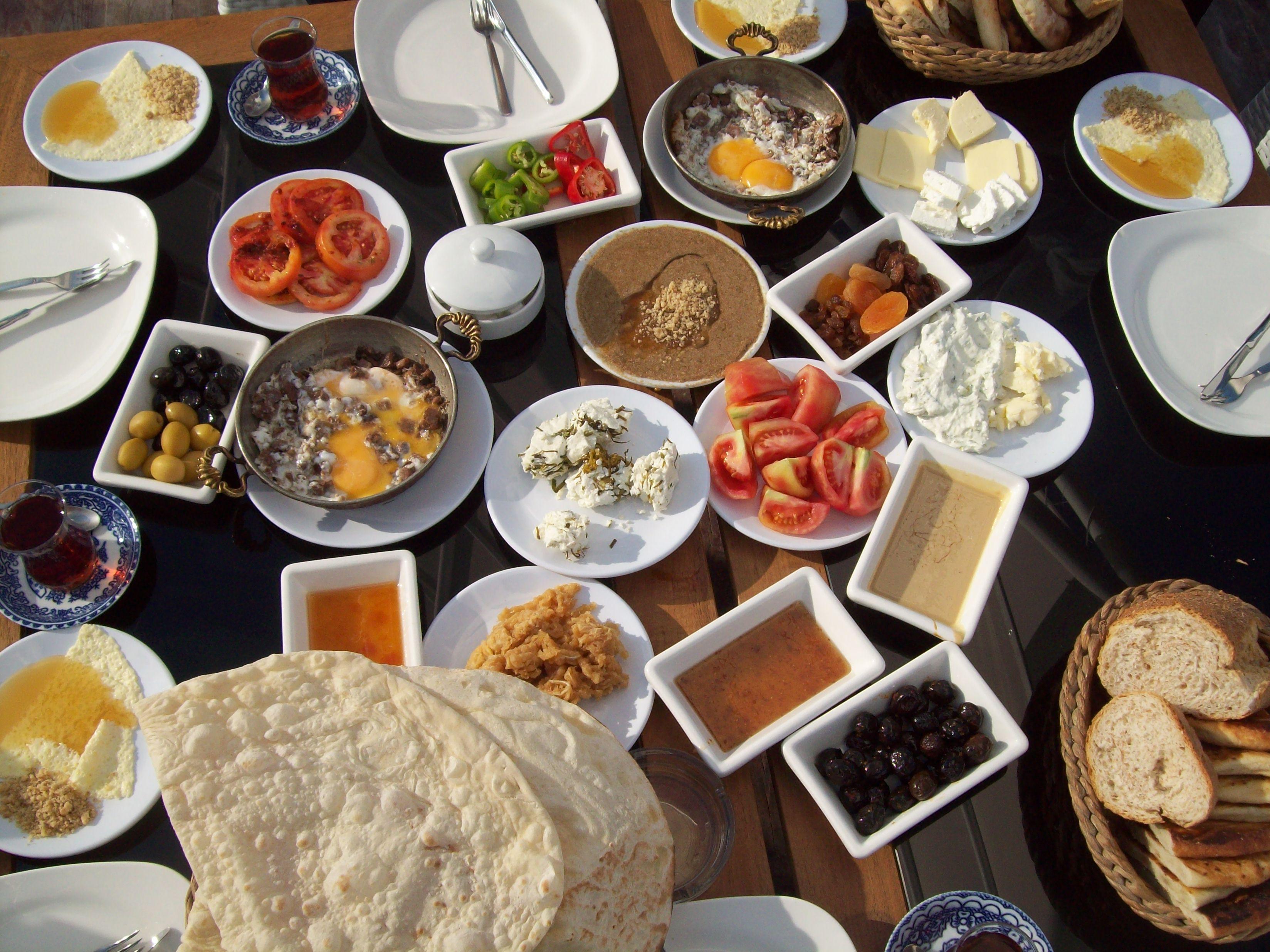 Un pranzo da sultano - Turchia in cucina
