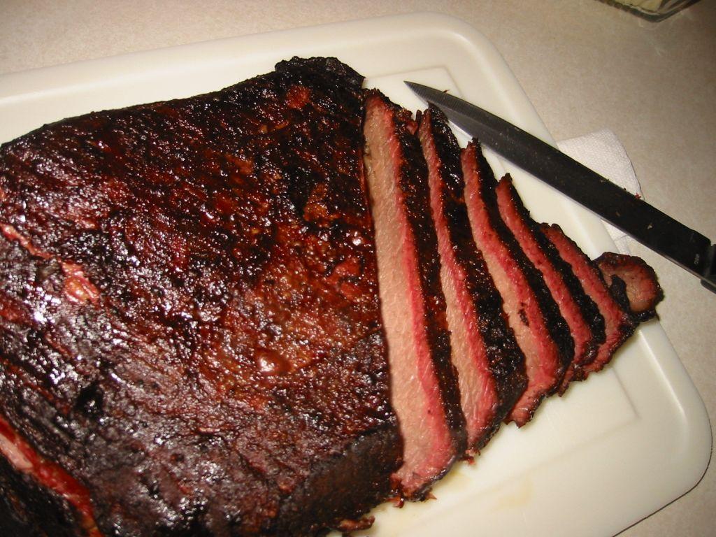 Geografia del barbecue americano - brisket