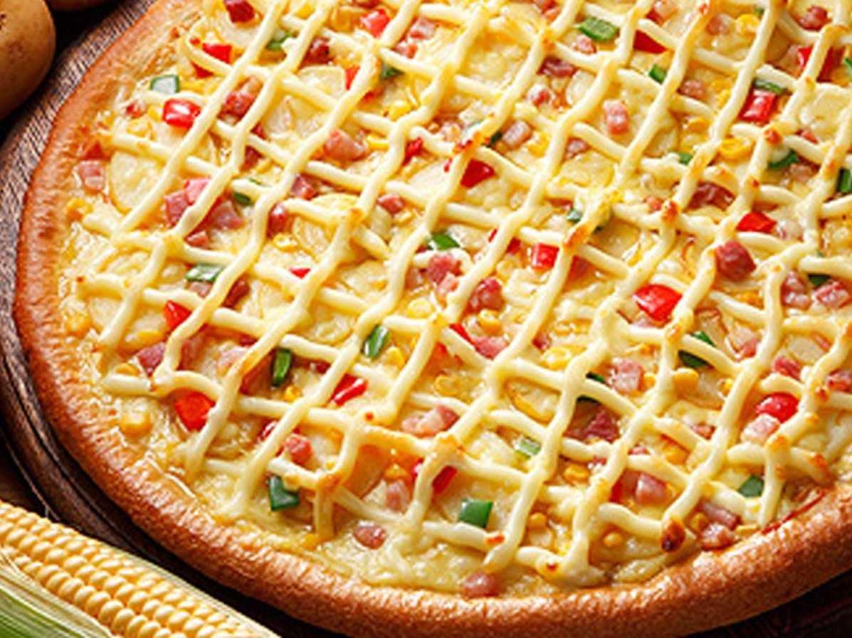 PIZZA ALL'ESTERO: GIAPPONE