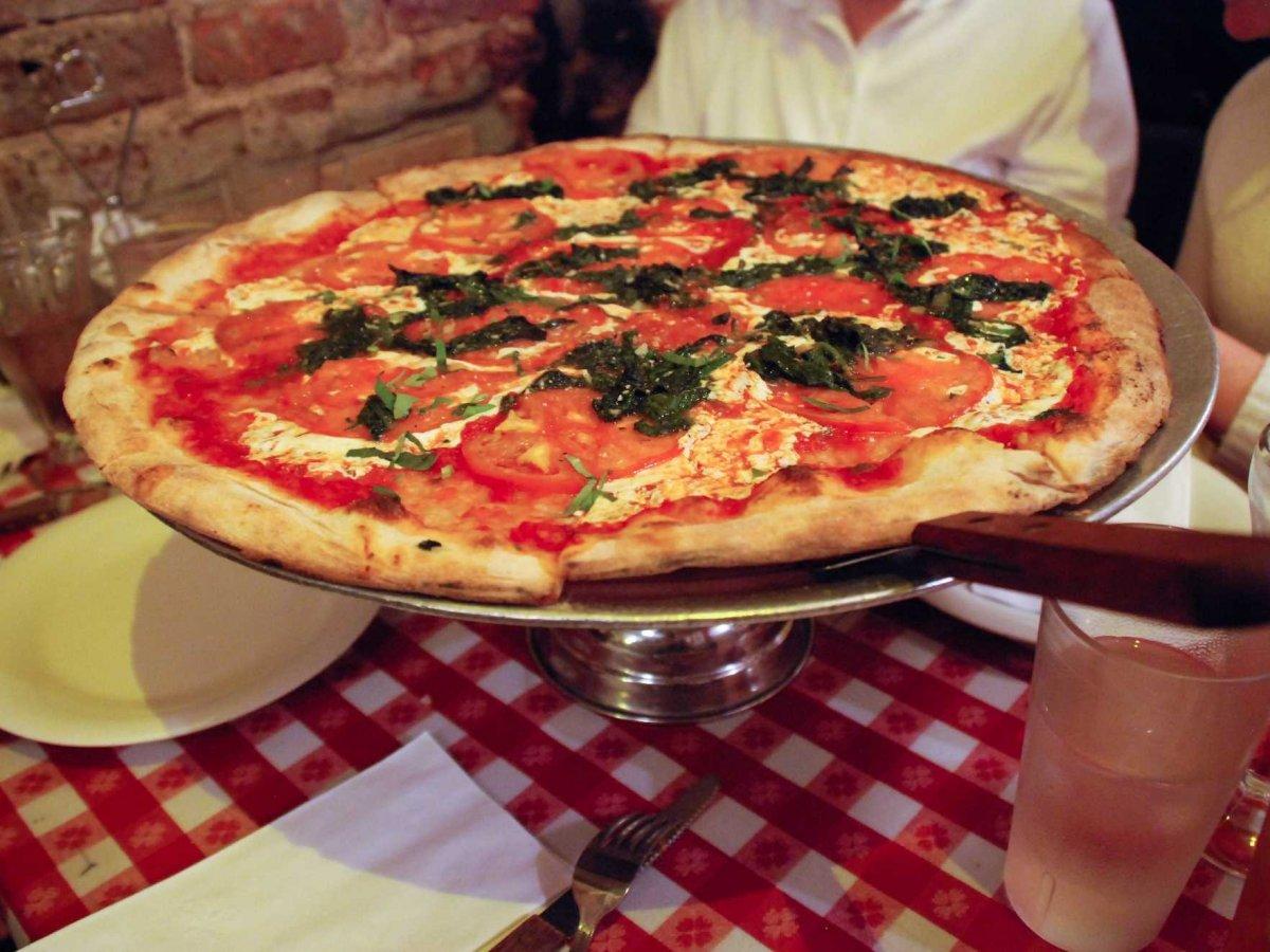 PIZZA ALL'ESTERO: NEW YORK