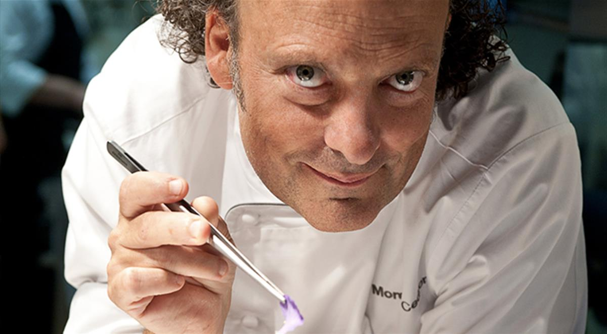 IL TONNO, IL MAIALE DEL MARE - chef Moreno Cedroni