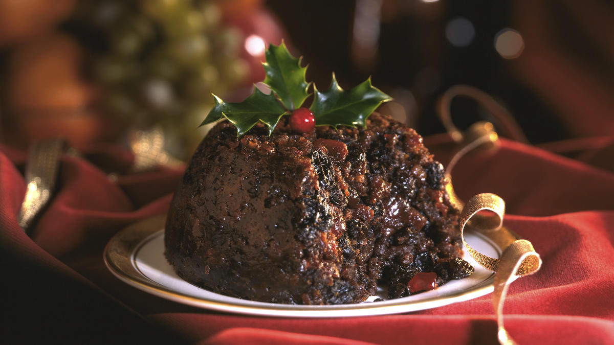 INTERIORA E FRATTAGLIE NEL MONDO - christmas pudding
