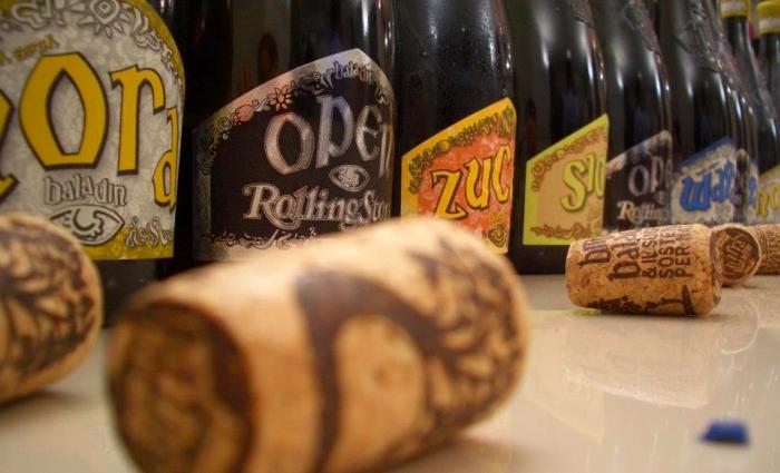 Teo Musso e il barbecue - birre Baladin