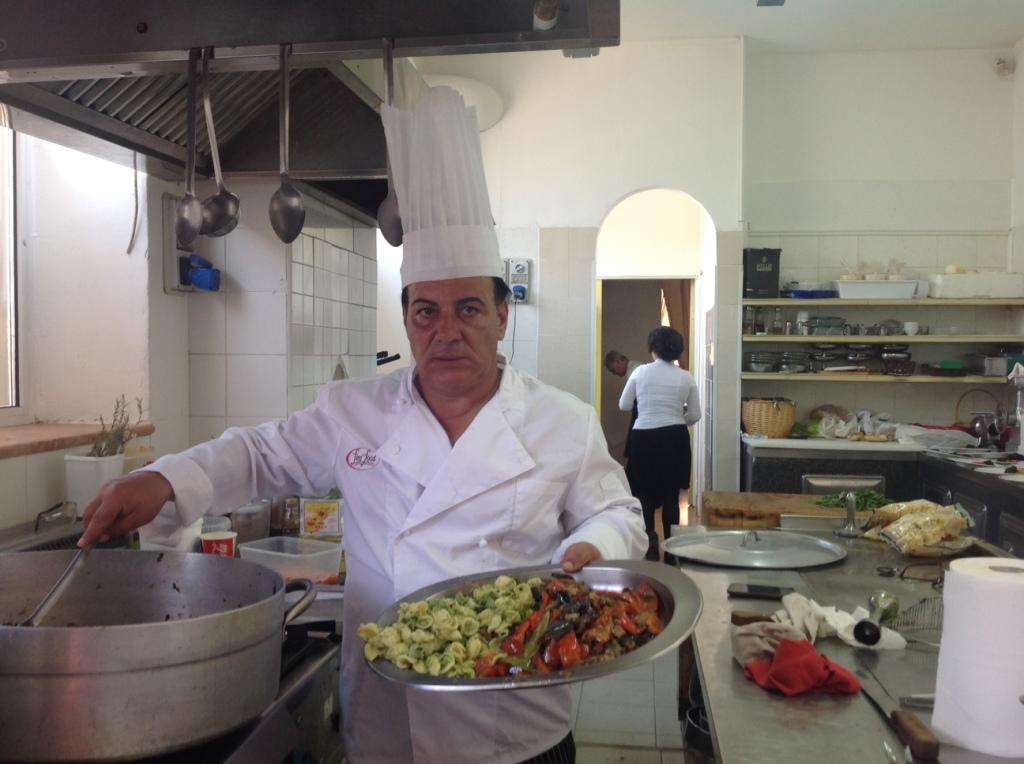 Chef Giuseppe Ciociola