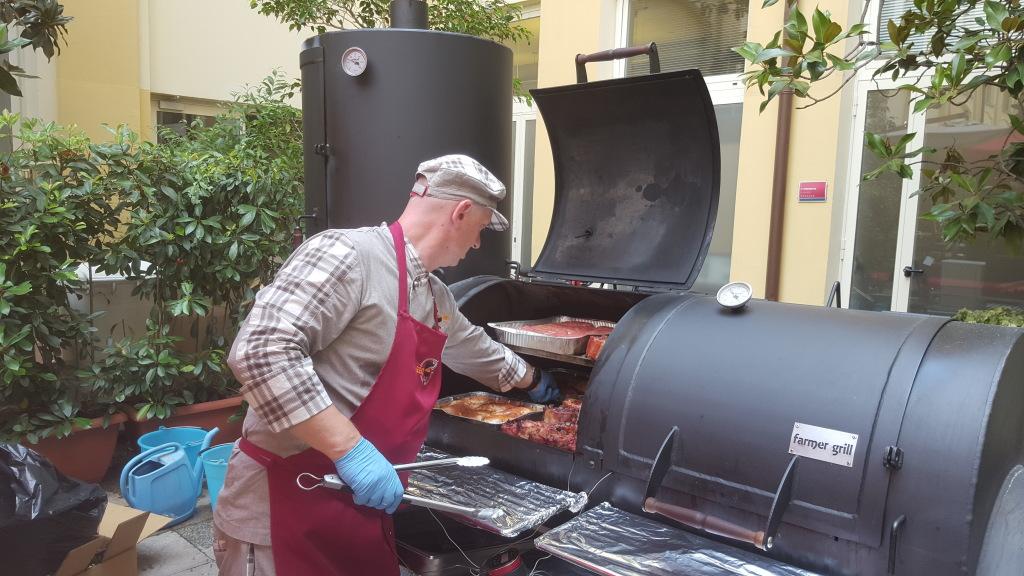 American Barbecue in Lombardia : Lorenzo Garavaglia
