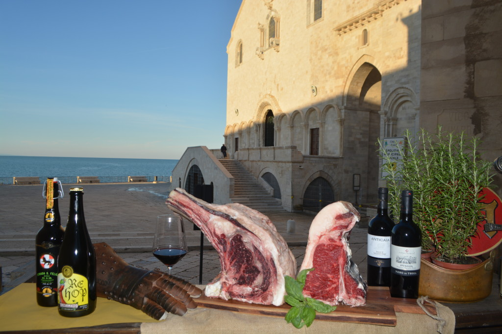 Steak House Griglieria Re Artù Trani