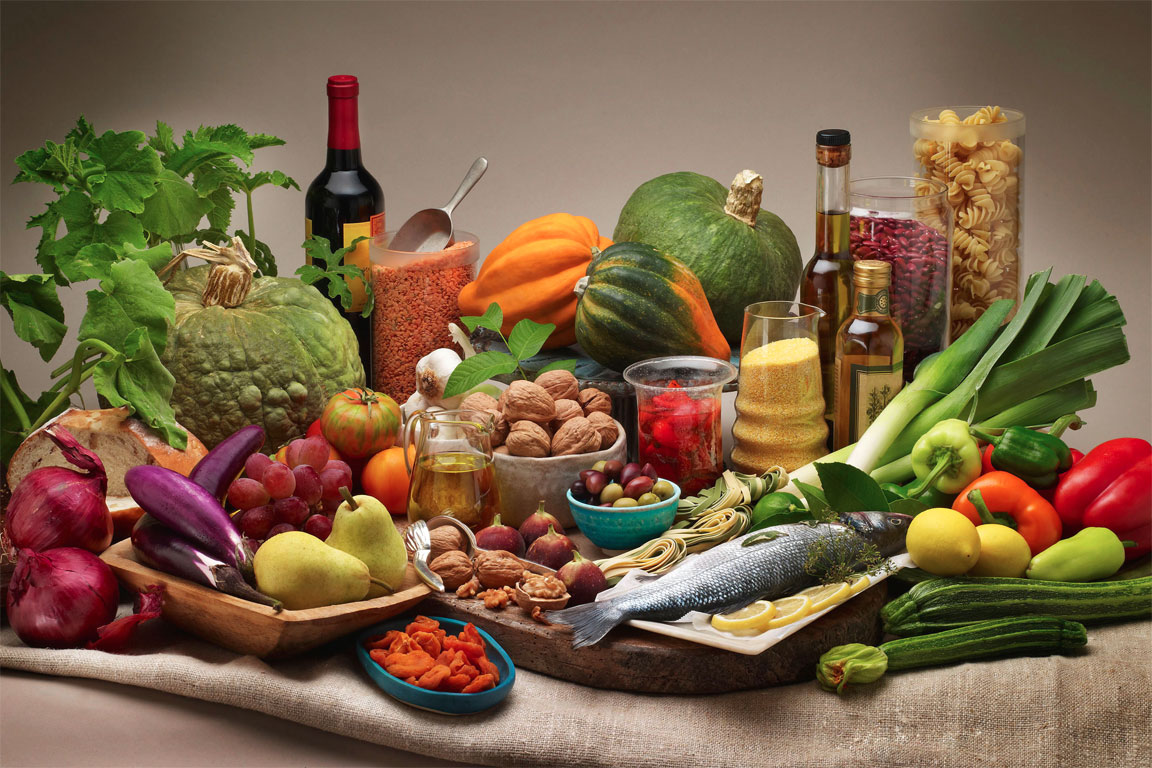 LA CARNE E' SOSTENIBILE - la Dieta Mediterranea