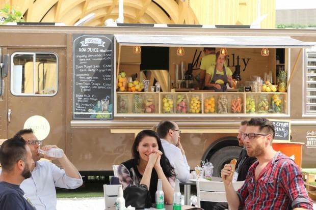 FOOD TRUCK A MILANO