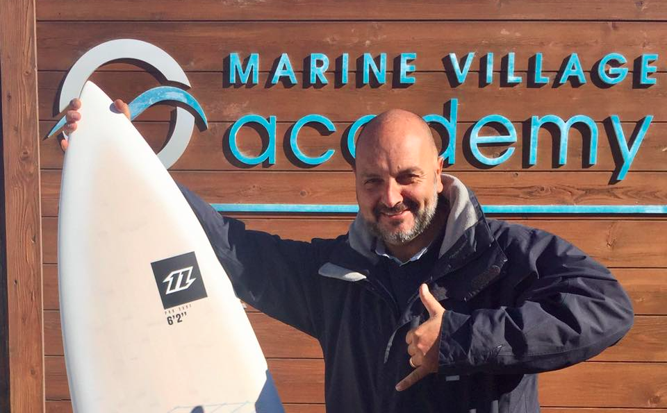 Roberto Foresti - responsabile Kite Marine Village