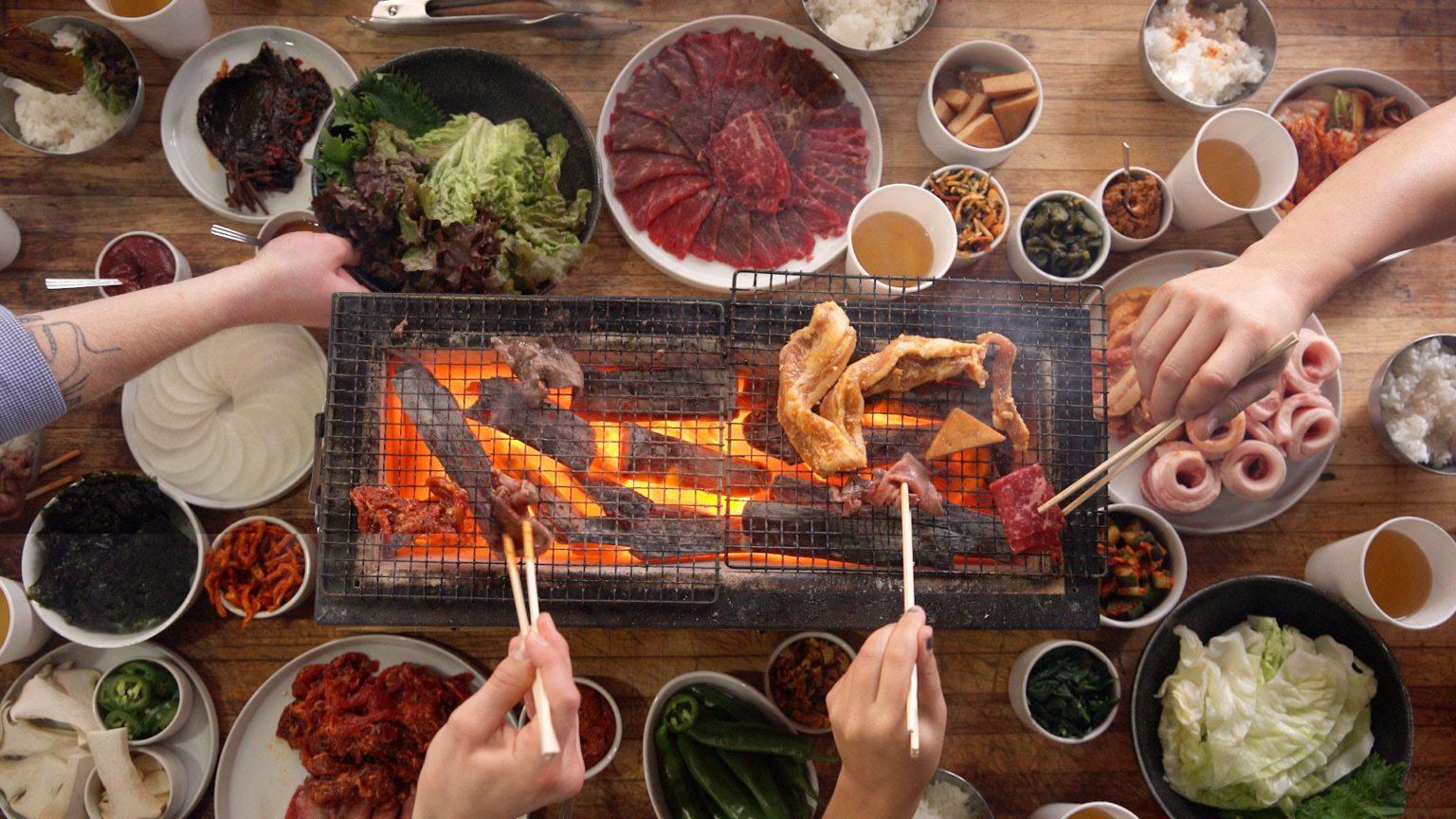 Il Barbecue Coreano E L Ossessione Del Fai Da Te