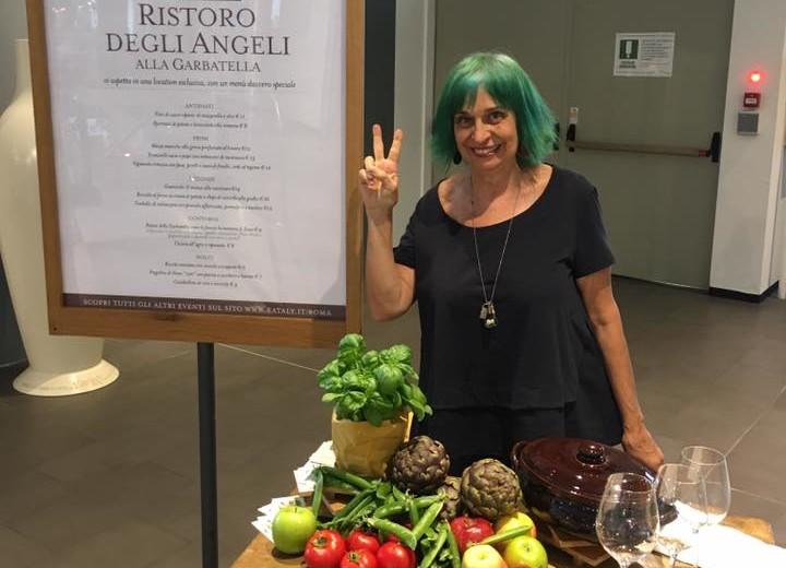 ELISABETTA GIROLAMI, L'OSTESSA GARBATA