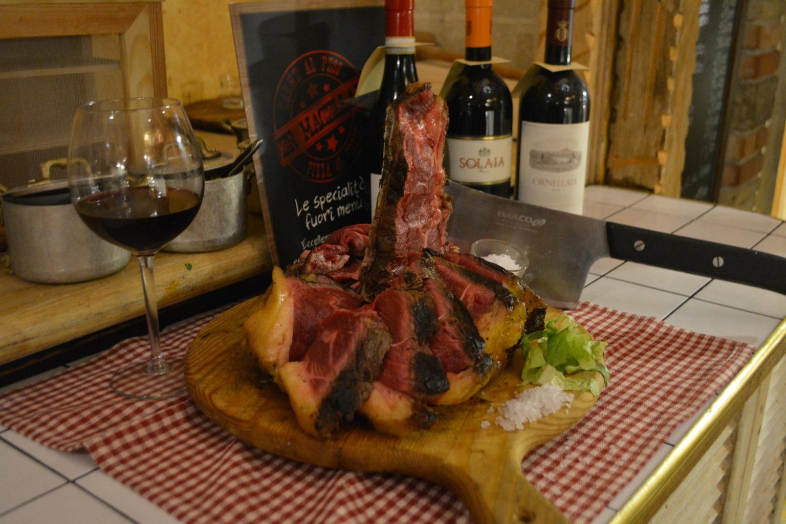Tavolo Da Lavoro Macelleria : Er macellaio la griglieria di roma da applausi