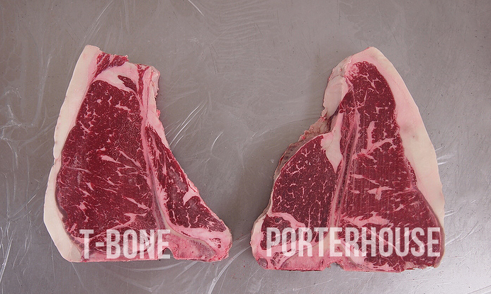 T-bone e Porterhouse - Foto by bbq4all.it