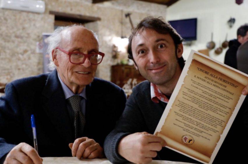 Vasco Tacconi (a sinistra) e Michele Ruschioni Founder di Braciamiancora