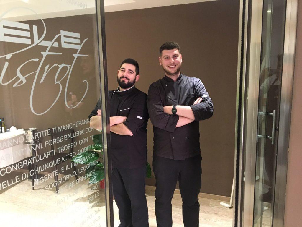 Marco Ugas e Luca Sanna