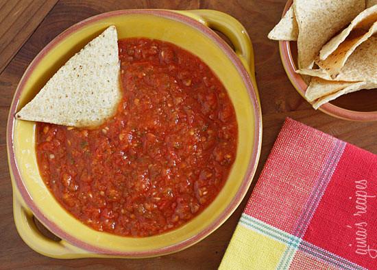 salsa rossa