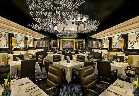 STEAKHOUSE ATLANTIS INTERNO DESIGN