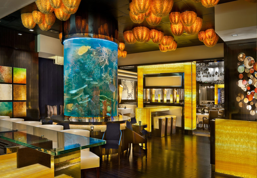 steakhouse interior design atlantis