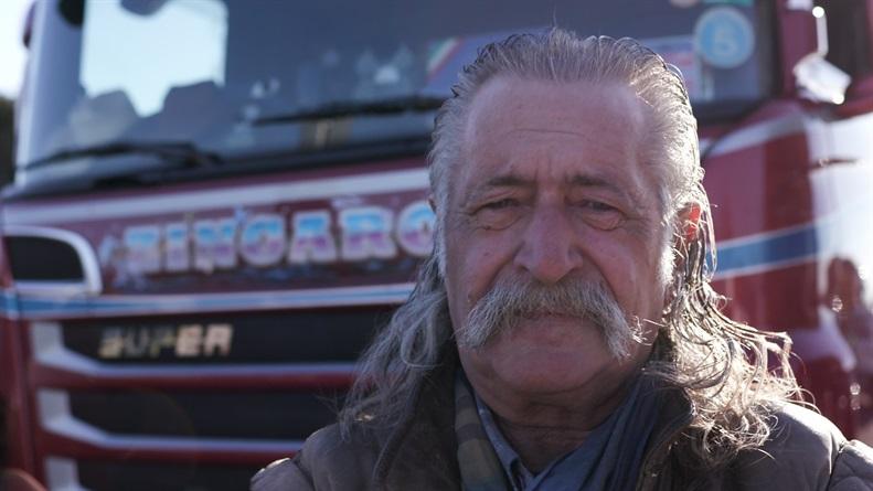 camionisti in trattoria rubio zingaro