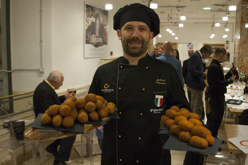 OFFICINE ITALIA CHEF